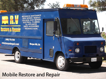 rv restore repair mobile unit