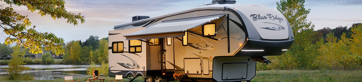 we have a large rv and trailer parts store